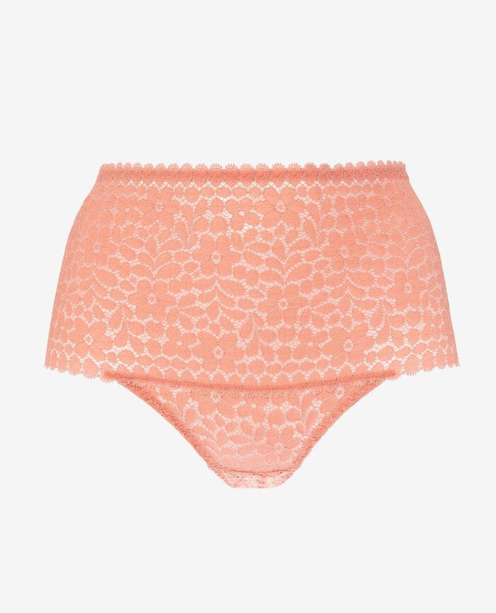 High-waisted briefs Pink mistinguett Monica