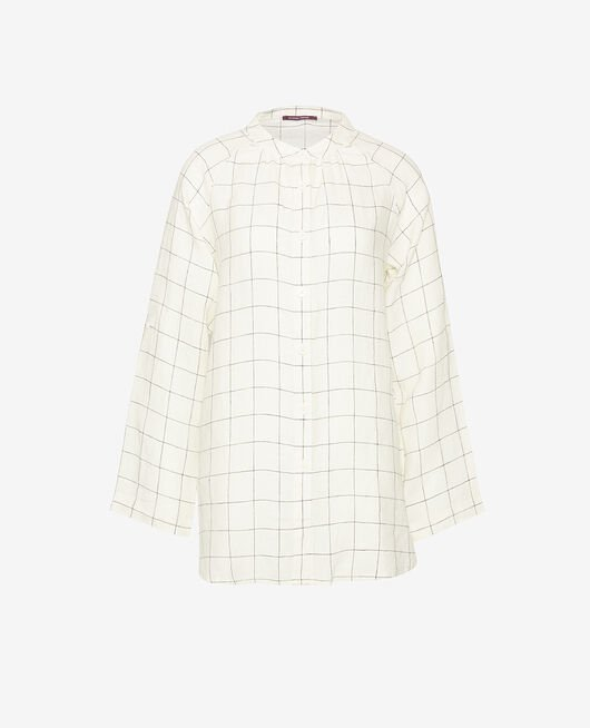 Long-sleeved tunic Checks Chic lin
