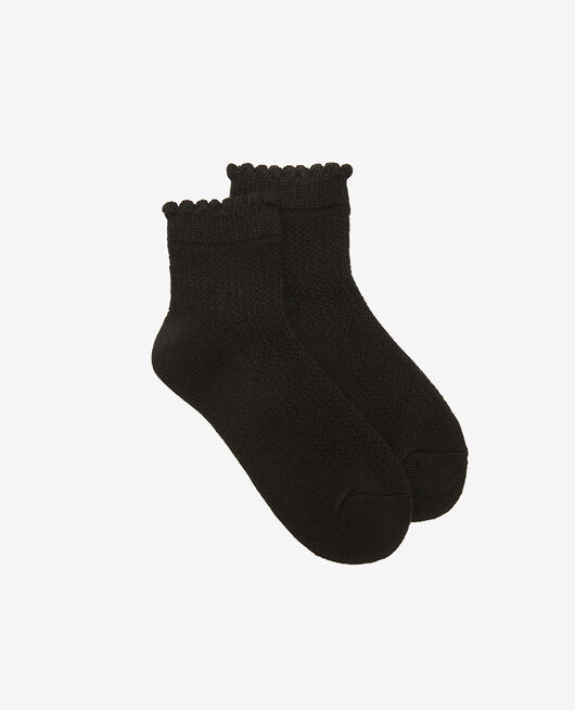 Socks Black Ballet
