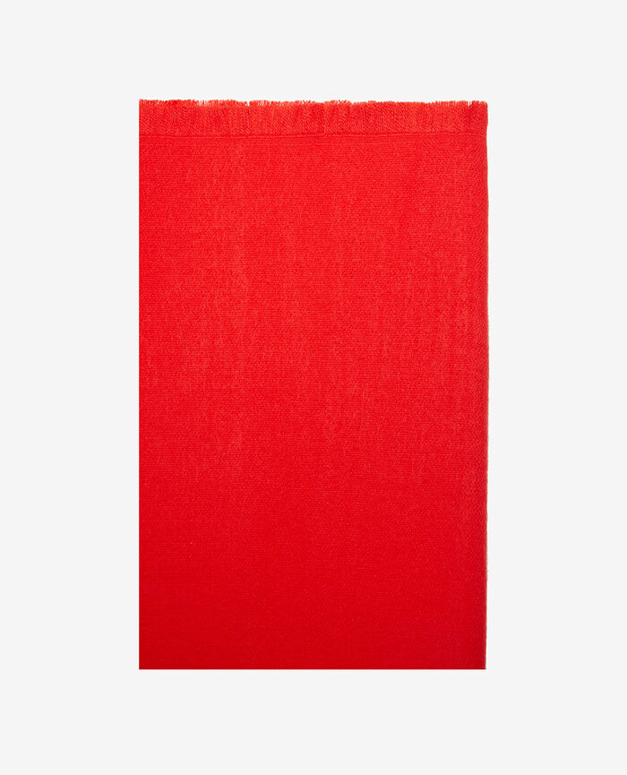 Echarpe Rouge flash Color