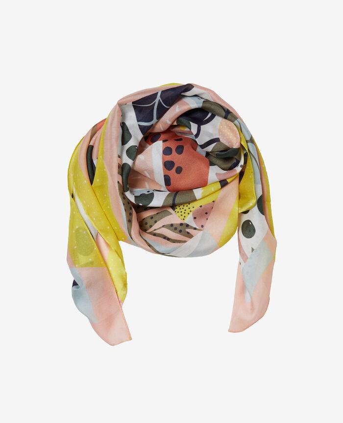 Foulard Multicolore Jujube