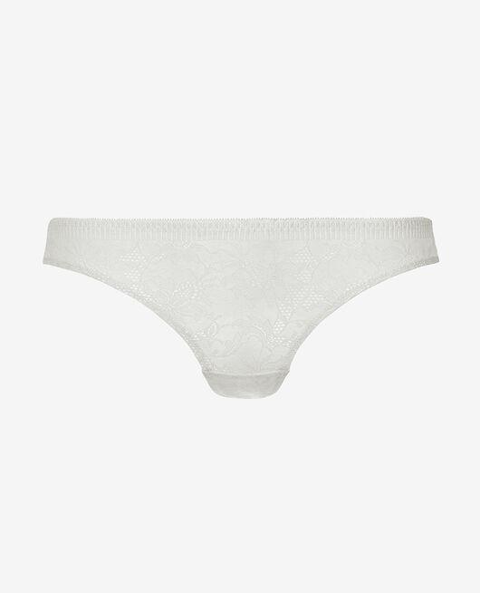 Culotte taille basse Ivoire Audacieusement
