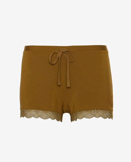 Pyjama shorts Green bowie Reverie