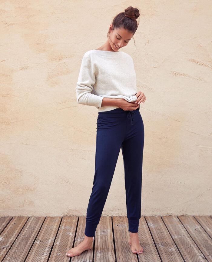 Sport trousers Navy Yoga