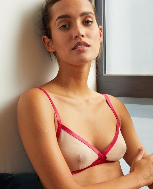 Soft cup bra Powder Paresse