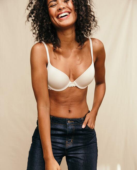 Contour push-up bra Rose white Secret