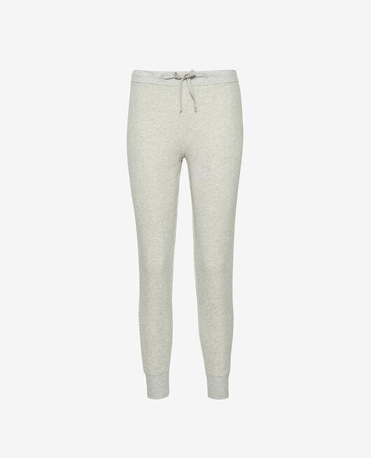 Jogging pants Flecked grey Doudou
