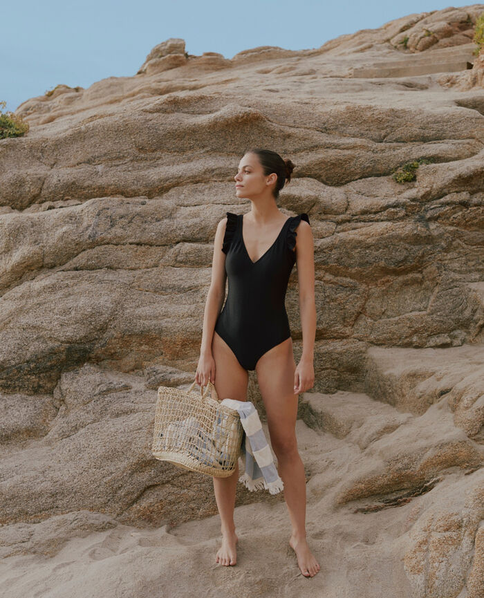Swimsuit Black Farah