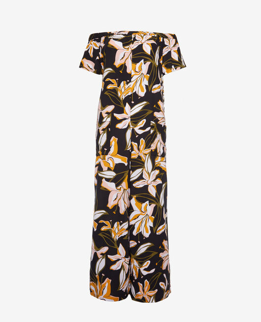 Jumpsuit Petal black Gazelle