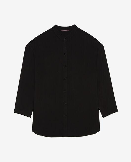 Tunique manches longues Noir Pimpant