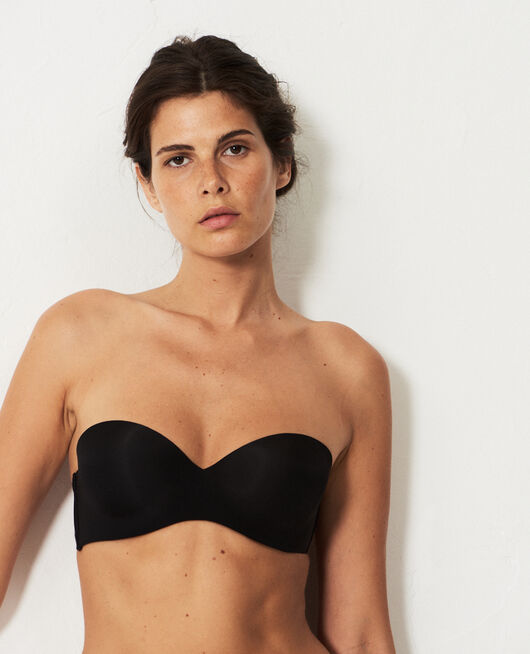 Contour strapless bra Black Secret