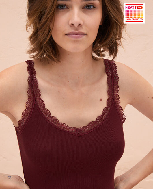 Cami Cassis red Lovely