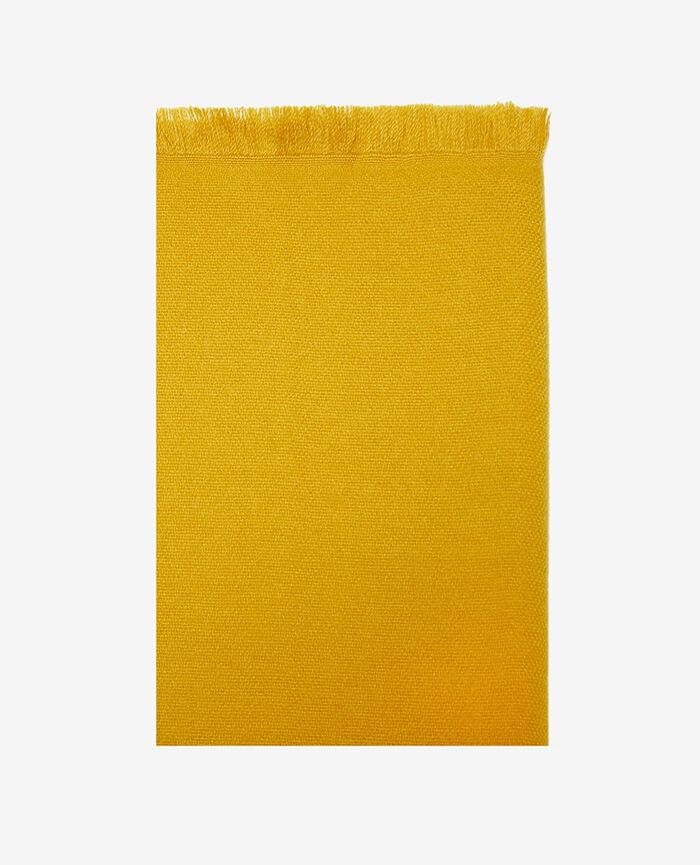 Echarpe Jaune d'or Color