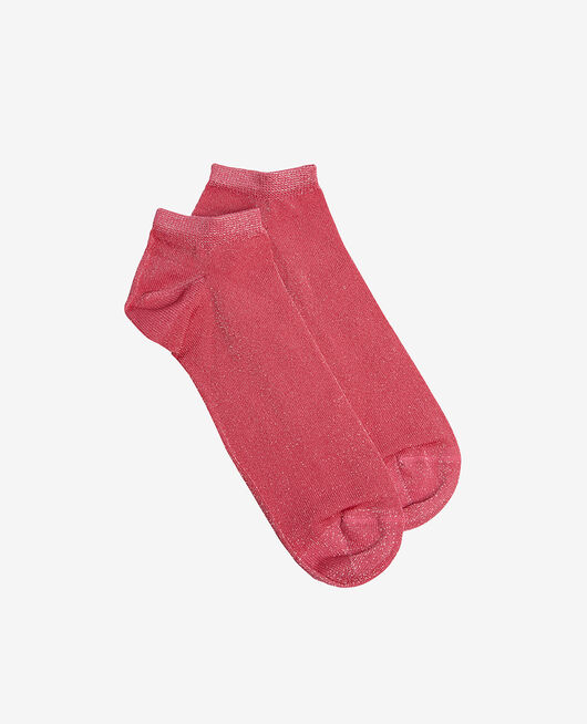Socks Pink flowers Galaxy