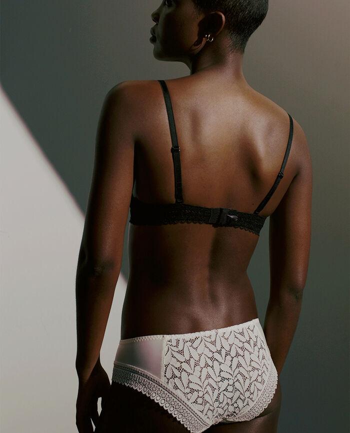 Wireless padde bra Black Evidence - the be cool