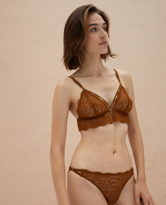 Soft cup bra Bronze Muse
