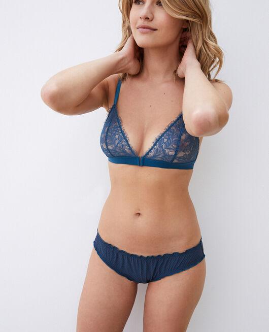 Culotte fantaisie Pois bleu Take away