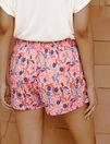 Short de pyjama Myosotis rose Tamtam shaker