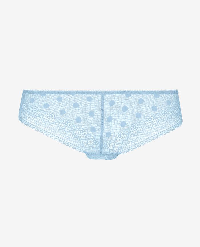 Tanga Ash blue Confetti