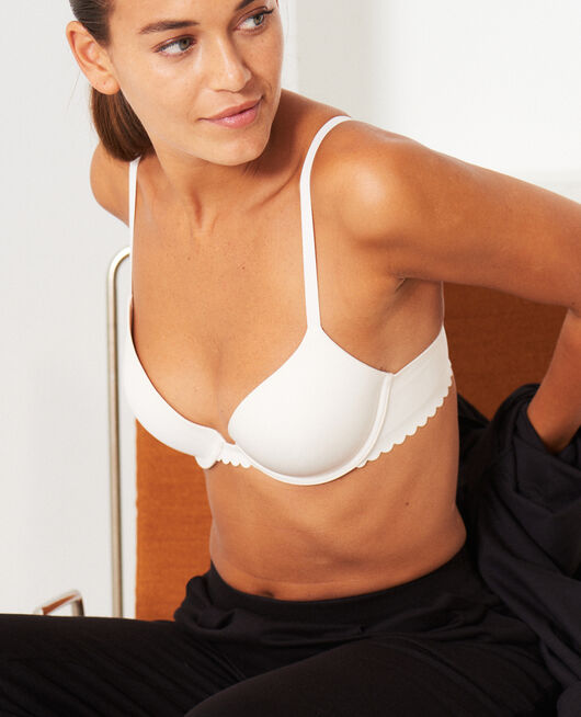 Contour push-up bra Rose white Secret