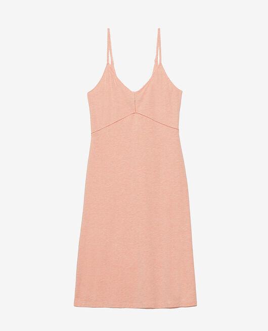 Short nightie Peach pink Paresse