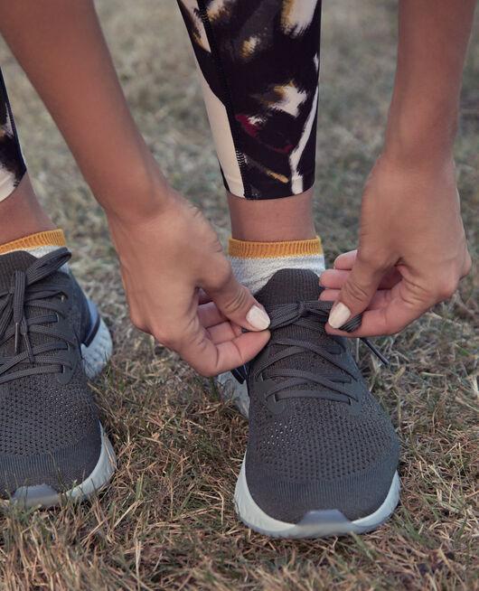 Chaussettes de sport Gris chiné Socks
