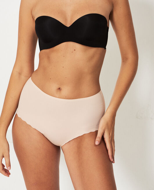 High-waisted briefs Powder Secret