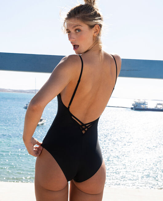 Swimsuit Black Tiwizi