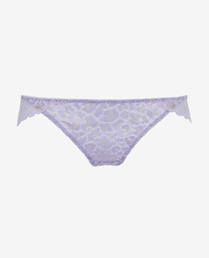 Hipster briefs Fantaisie violet Feline