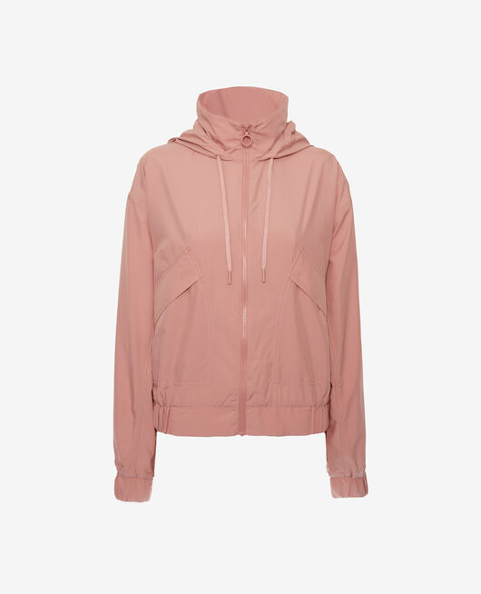 Sports windbreaker Dune pink Parka