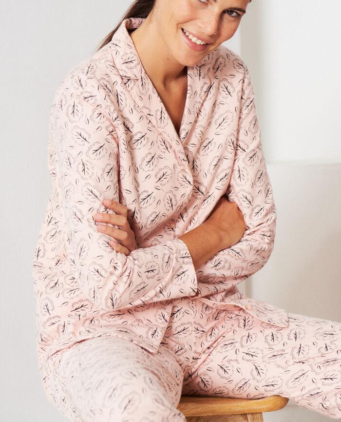 Pyjama set Powder beige oak Dodo