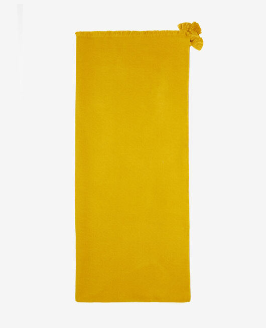 Scarf Absinthe yellow Color