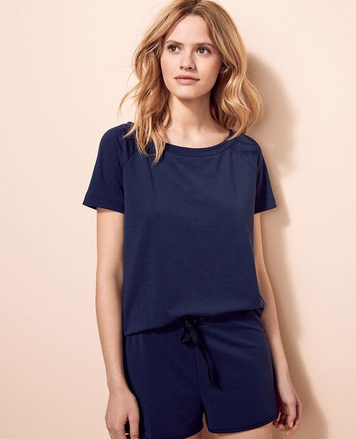 Short-sleeved t-shirt Navy Air loungewear