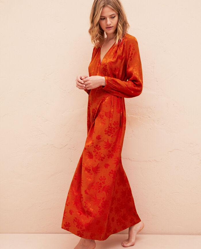 Dress Terra cotta Menara
