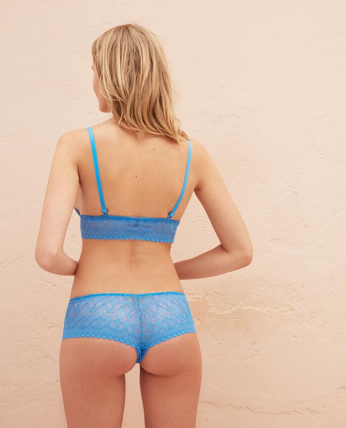 Soft cup bra Mirage blue Souk