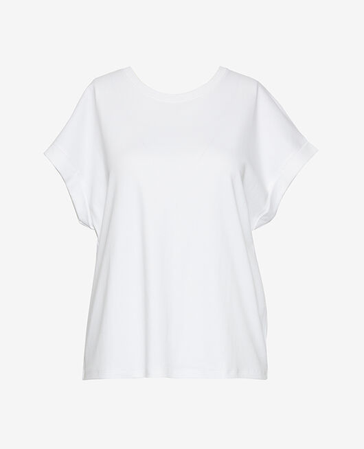 Short-sleeved t-shirt White Supima