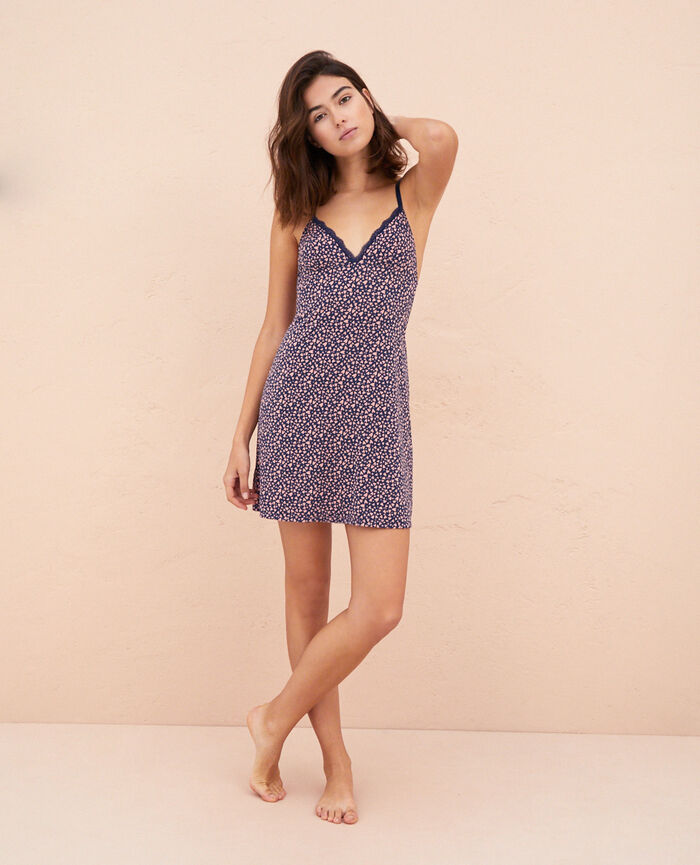 Slip dress Abyss heart Take away