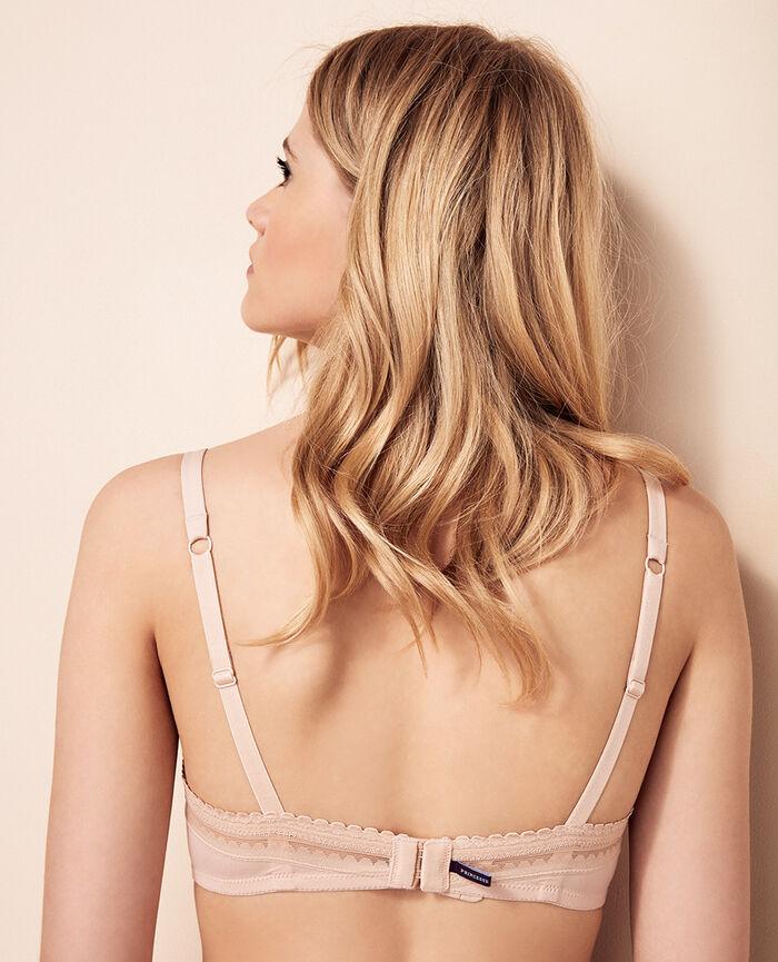 Underwired bra Powder Beaute