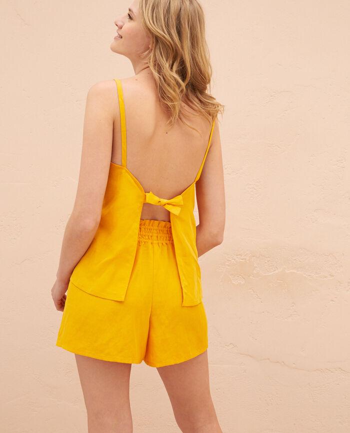 Shorts Sahara yellow Badi