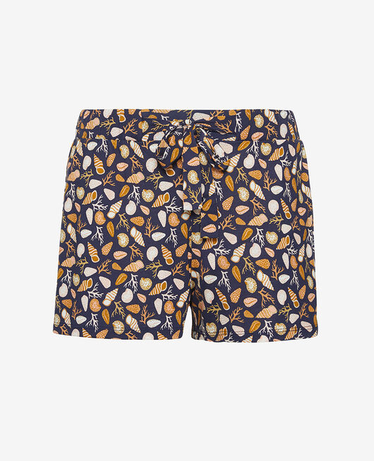 Pyjama shorts Navy blue shell Tamtam shaker