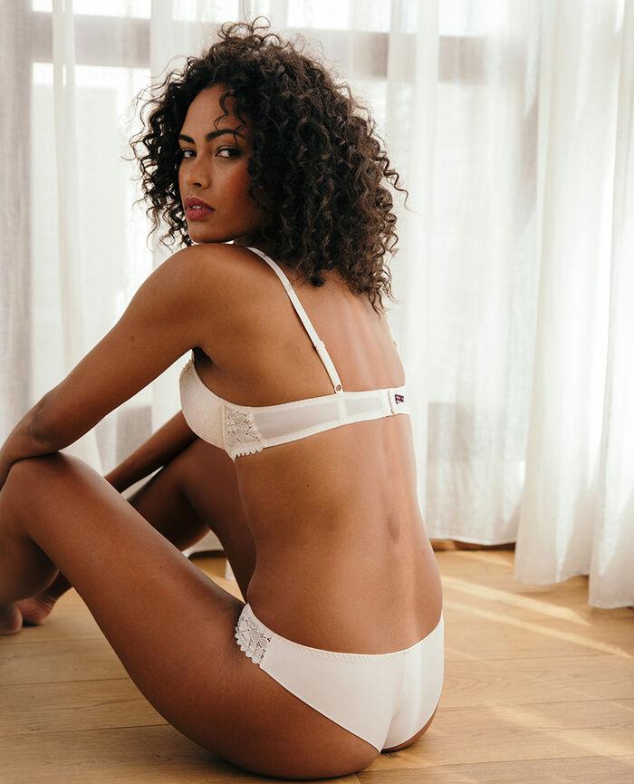Tanga Rose white Josephine
