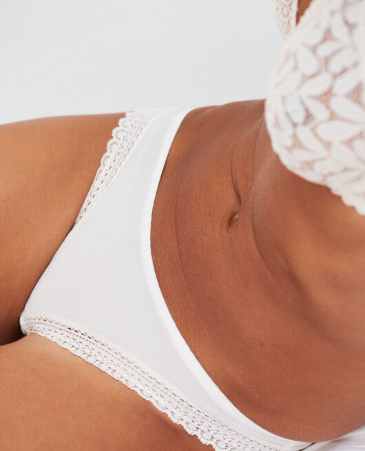 Hipster briefs Rose white Evidence
