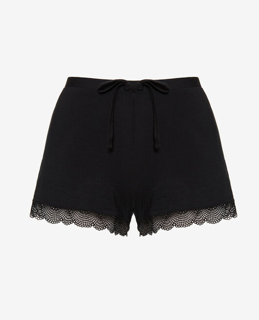 Pyjama shorts Black Reverie
