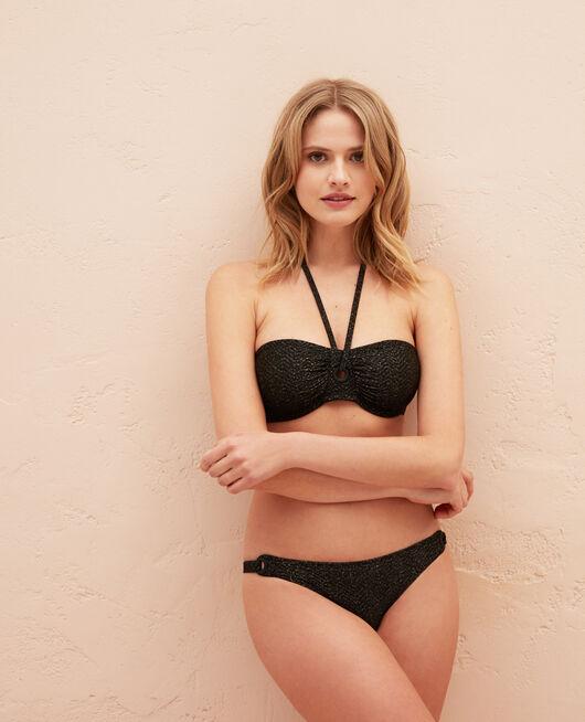Bikini slip Black Lalla