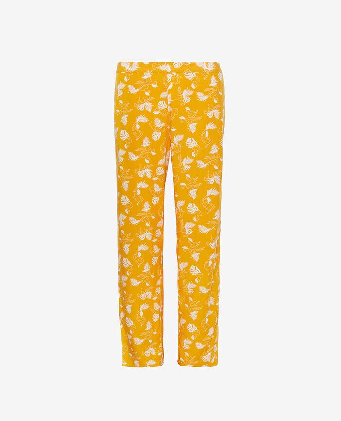 Pyjama trousers Hammam yellow Bahia