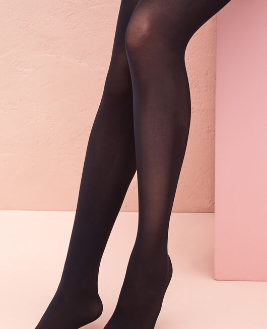 Collants 40d Noir Samba