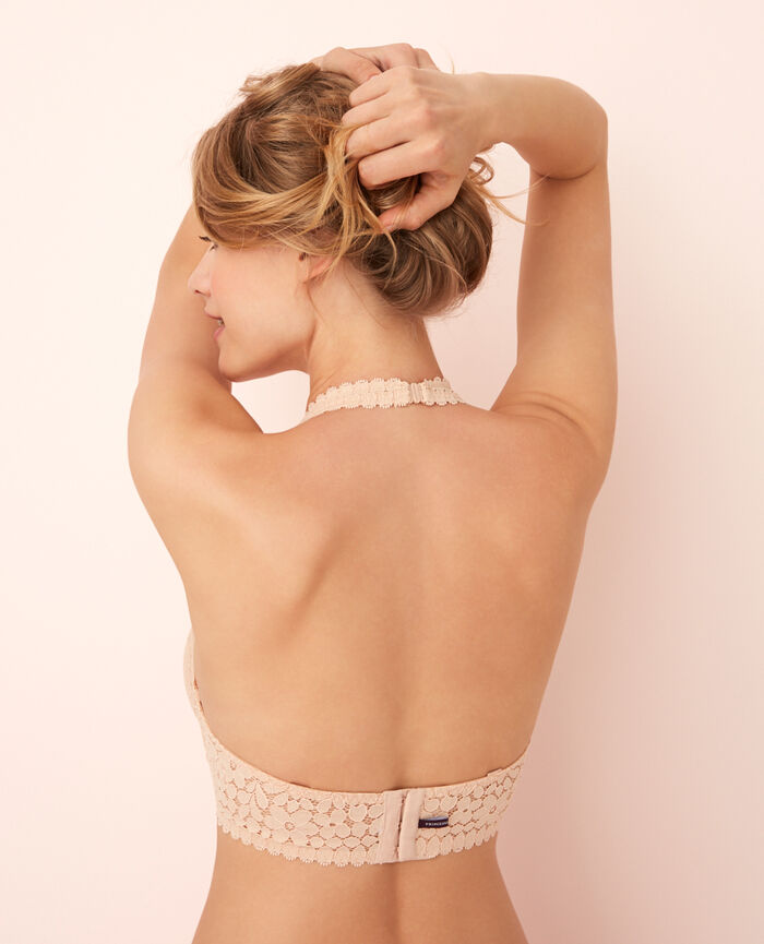 Backless triangle bra multi-position Powder Monica