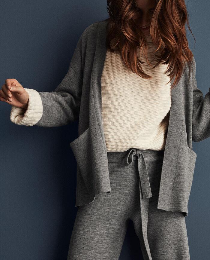 Pantalon Gris chiné Inspiration