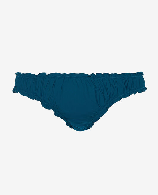 Culotte froufrou Bleu jazz Take away