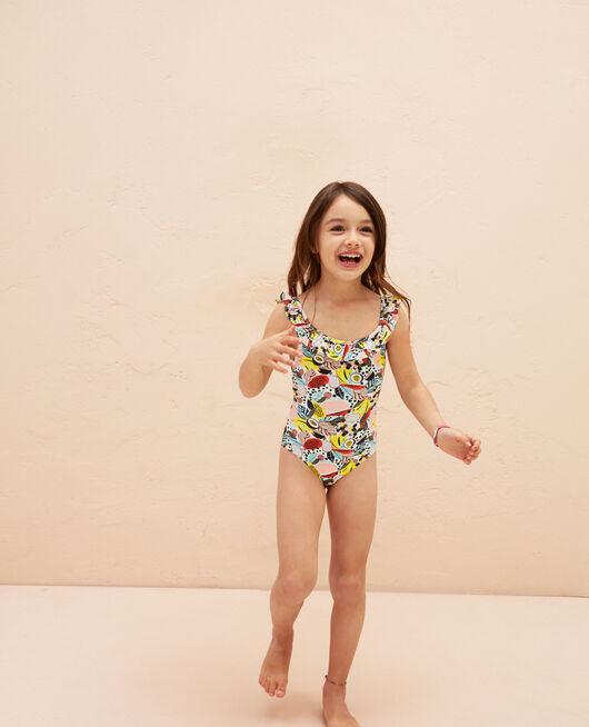 Kid swimsuit Multicolour Jujube
